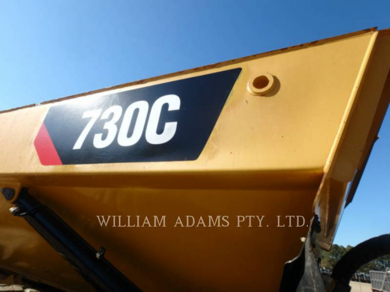 CATERPILLAR DUMPER ARTICOLATI 730C equipment  photo 5