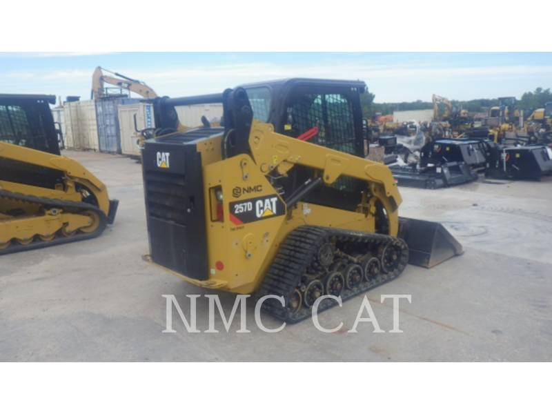 CATERPILLAR PALE CINGOLATE MULTI TERRAIN 257D equipment  photo 3