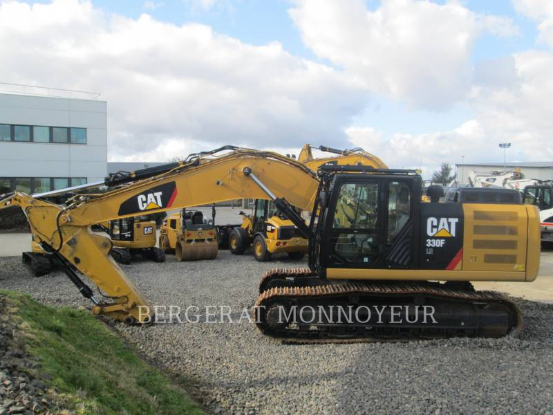 CATERPILLAR RUPSGRAAFMACHINES 330F equipment  photo 2
