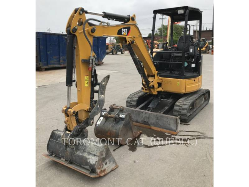 CATERPILLAR ESCAVATORI CINGOLATI 303ECR equipment  photo 1