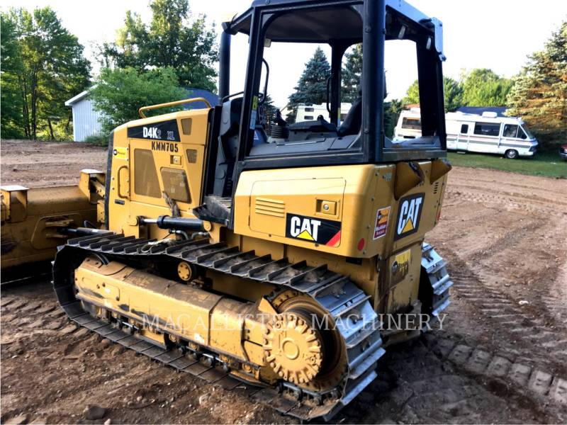 CATERPILLAR KETTENDOZER D4K2XL equipment  photo 3