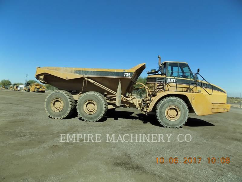 CATERPILLAR ダンプ・トラック 735 equipment  photo 6