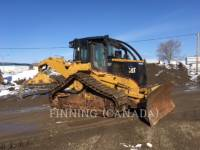 Equipment photo Caterpillar 527GR SILVICULTURĂ – EXCAVATOR FORESTIER 1