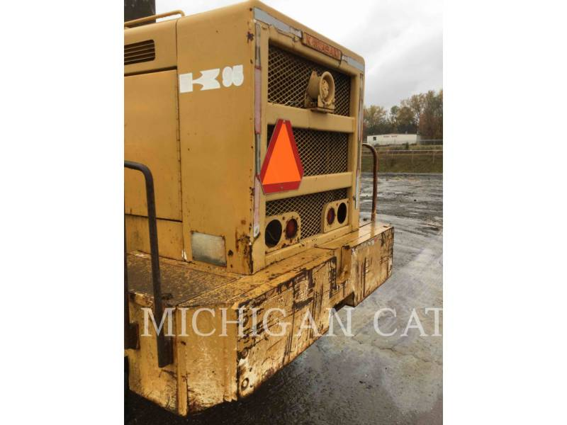 KAWASAKI WHEEL LOADERS/INTEGRATED TOOLCARRIERS 95Z equipment  photo 13