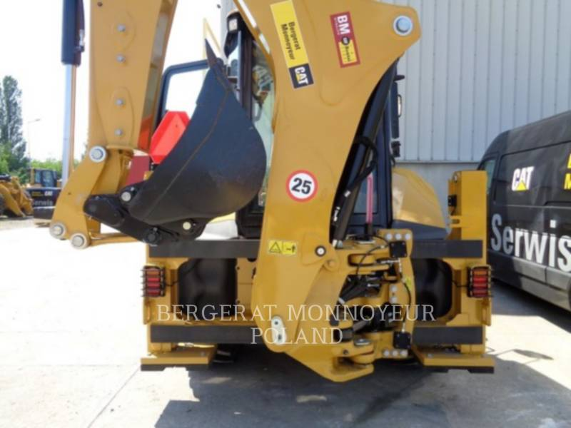 CATERPILLAR BACKHOE LOADERS 427 F 2 equipment  photo 3
