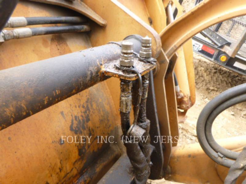 CASE BACKHOE LOADERS 590SM equipment  photo 9