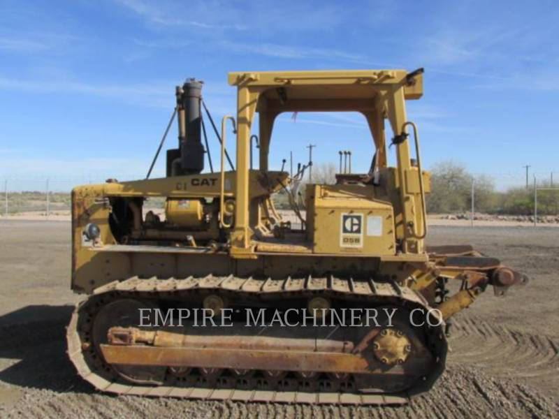 CATERPILLAR TRACK TYPE TRACTORS D5B equipment  photo 2