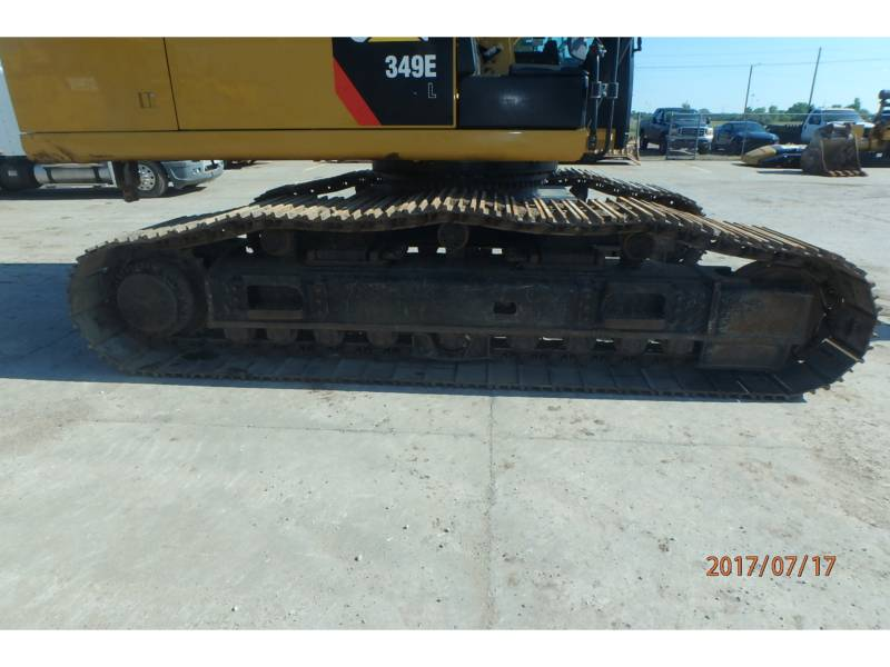 CATERPILLAR EXCAVADORAS DE CADENAS 349ELVG equipment  photo 11