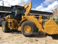 Equipment photo CATERPILLAR 980H RADLADER/INDUSTRIE-RADLADER 1