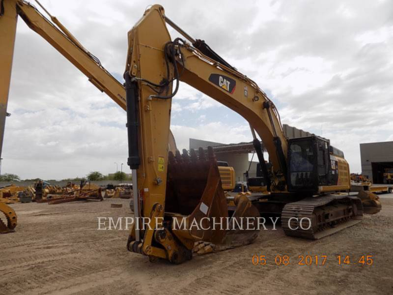 CATERPILLAR トラック油圧ショベル 349EL equipment  photo 4