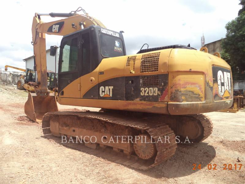 CATERPILLAR ESCAVADEIRAS 320D equipment  photo 4