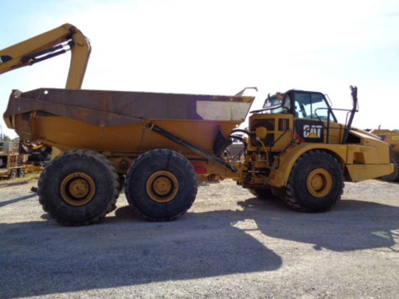 CATERPILLAR TOMBEREAUX ARTICULÉS 740B equipment  photo 6