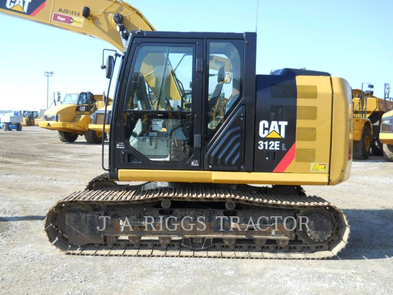 CATERPILLAR TRACK EXCAVATORS 312E 9 equipment  photo 2