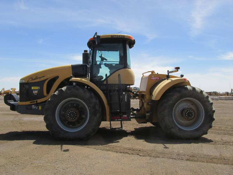 AGCO-CHALLENGER AG TRACTORS MT945B equipment  photo 2
