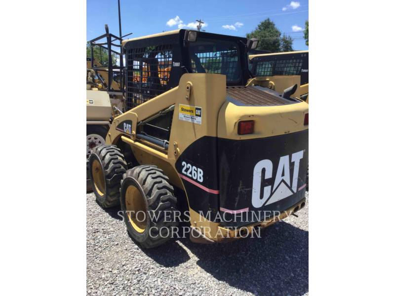 CATERPILLAR MINICARGADORAS 226B equipment  photo 6