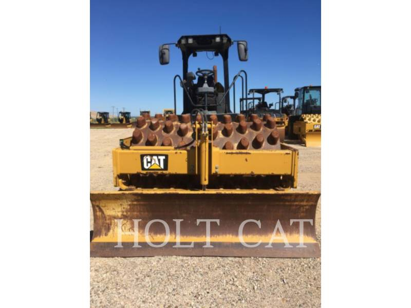 CATERPILLAR VIBRATORY SINGLE DRUM ASPHALT CP56B equipment  photo 8
