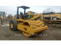 CATERPILLAR EINZELVIBRATIONSWALZE, BANDAGE CP-533E equipment  photo 2
