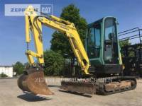 Equipment photo YANMAR VIO25-4 TRACK EXCAVATORS 1