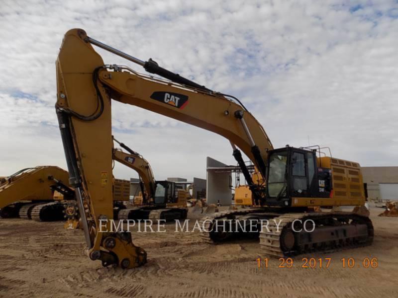 CATERPILLAR TRACK EXCAVATORS 374FL equipment  photo 4