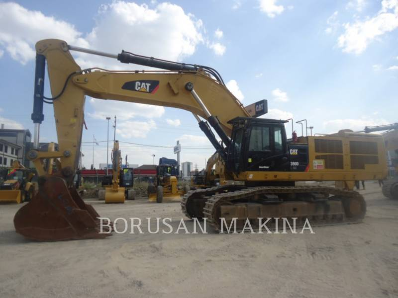 CATERPILLAR TRACK EXCAVATORS 390DL equipment  photo 4