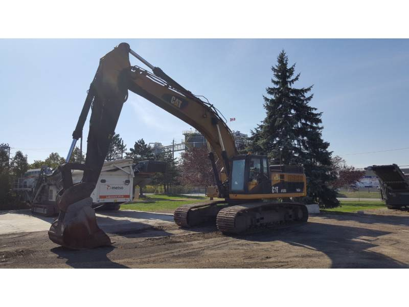 CATERPILLAR TRACK EXCAVATORS 345DL equipment  photo 1