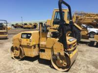 CATERPILLAR TAMBOR DOBLE VIBRATORIO ASFALTO CB34 equipment  photo 4
