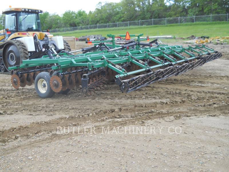 GREAT PLAINS AG TILLAGE EQUIPMENT 3000TT equipment  photo 4