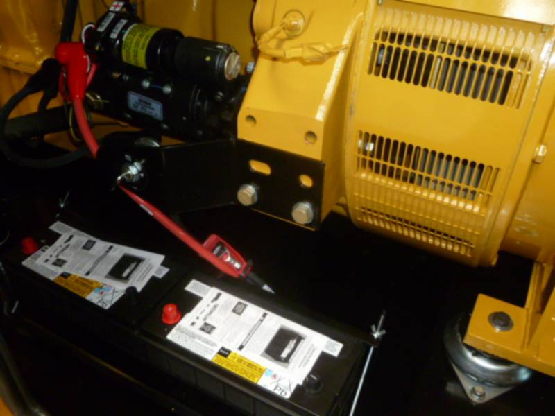 CATERPILLAR MOBILE GENERATOR SETS C18 ACERT   equipment  photo 9