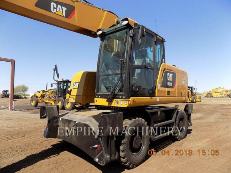 CATERPILLAR MOBILBAGGER M320F equipment  photo 4