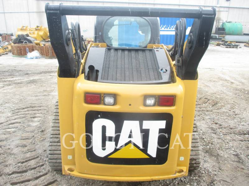 CATERPILLAR UNIWERSALNE ŁADOWARKI 297C equipment  photo 4