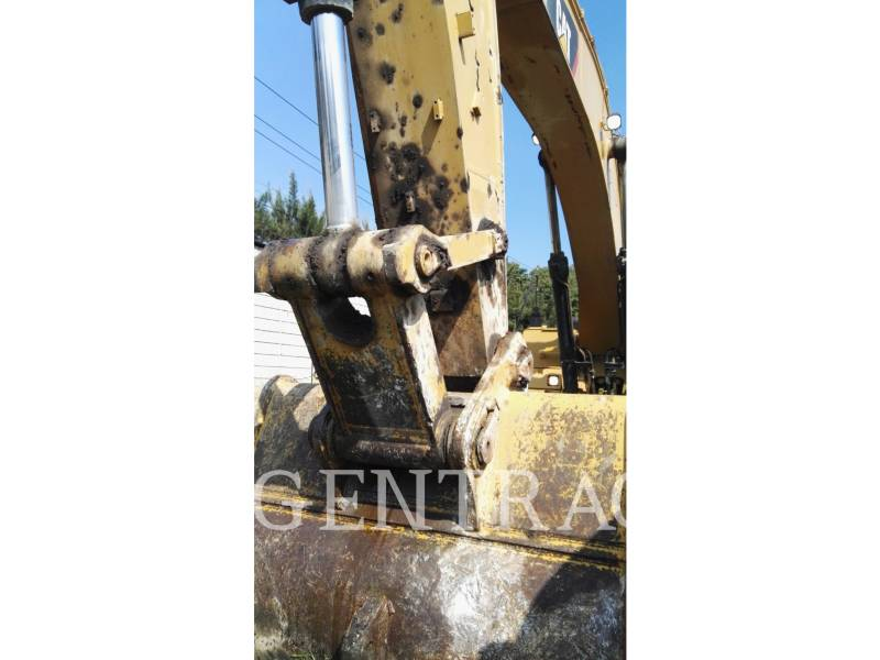CATERPILLAR TRACK EXCAVATORS 345DL equipment  photo 23