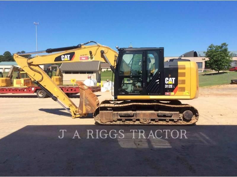 CATERPILLAR TRACK EXCAVATORS 312E 9 equipment  photo 11
