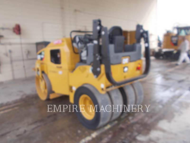 CATERPILLAR COMBINATION ROLLERS CC34B equipment  photo 3