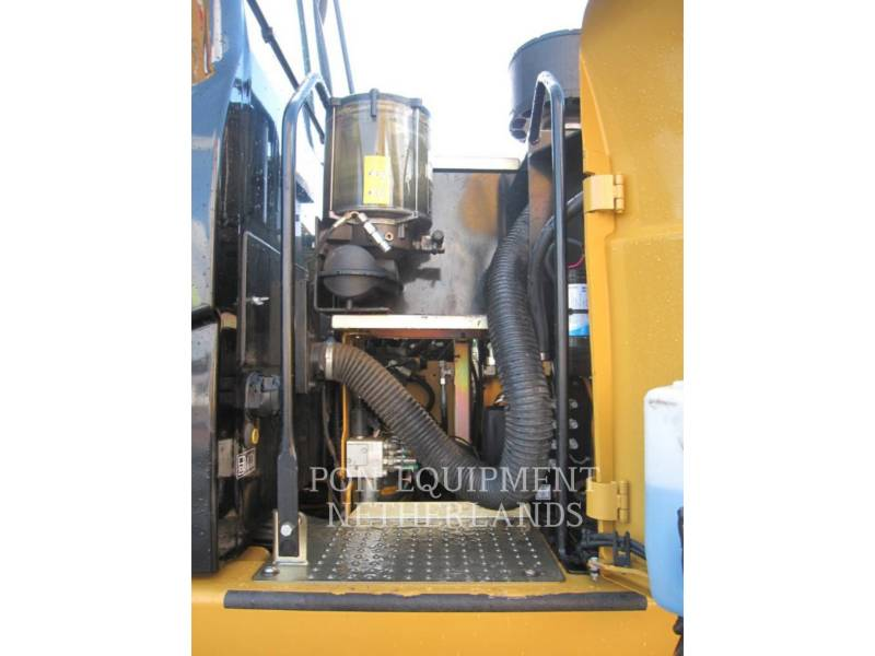 CATERPILLAR EXCAVADORAS DE RUEDAS M 313 D equipment  photo 15