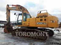 DEERE & CO. KOPARKI GĄSIENICOWE 450CLC equipment  photo 1
