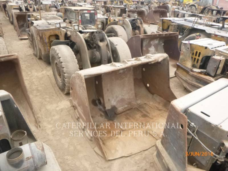 CATERPILLAR CHARGEUSE POUR MINES SOUTERRAINES R1600G equipment  photo 1
