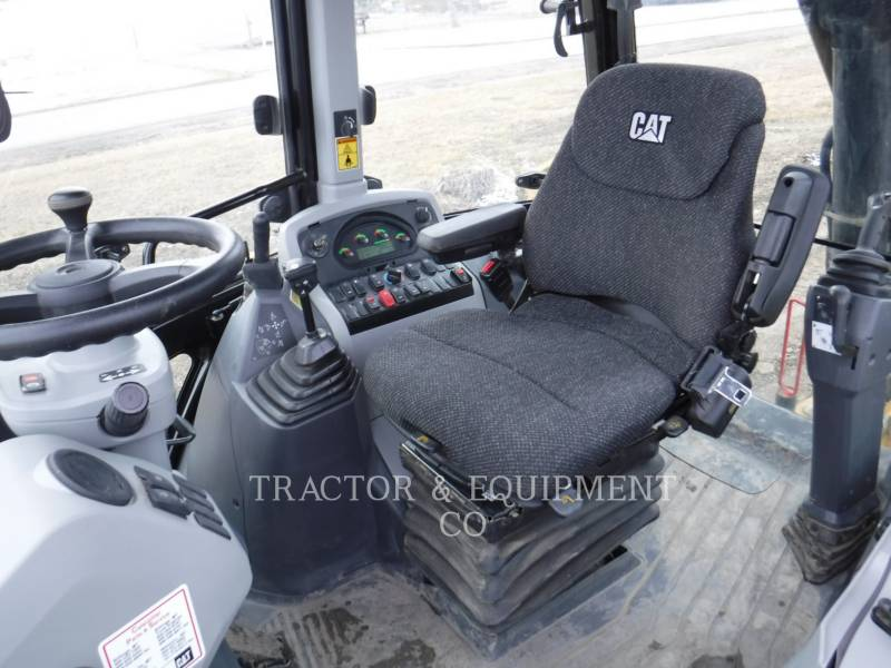 CATERPILLAR BAGGERLADER 420F2 4ECB equipment  photo 9