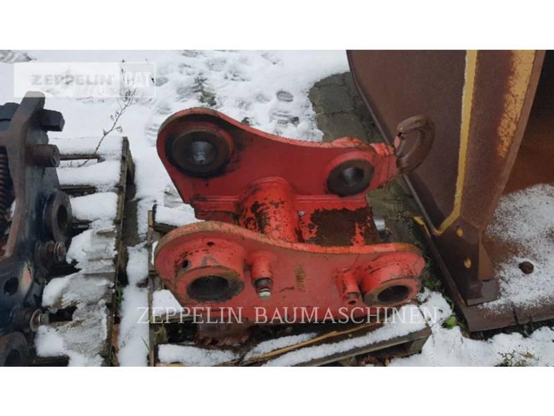 LEHNHOFF  BACKHOE WORK TOOL Primärprodukte Kompo equipment  photo 2