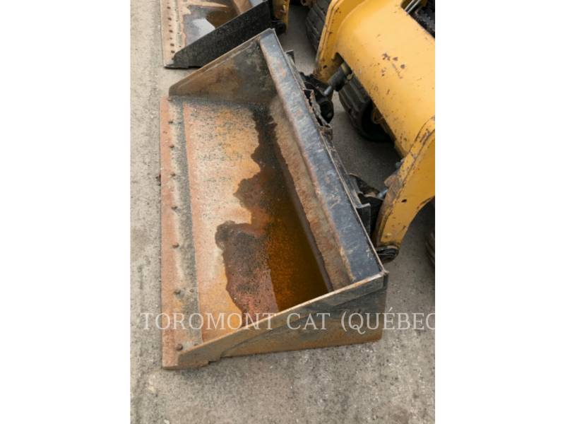CATERPILLAR DELTALADER 257B3 equipment  photo 6