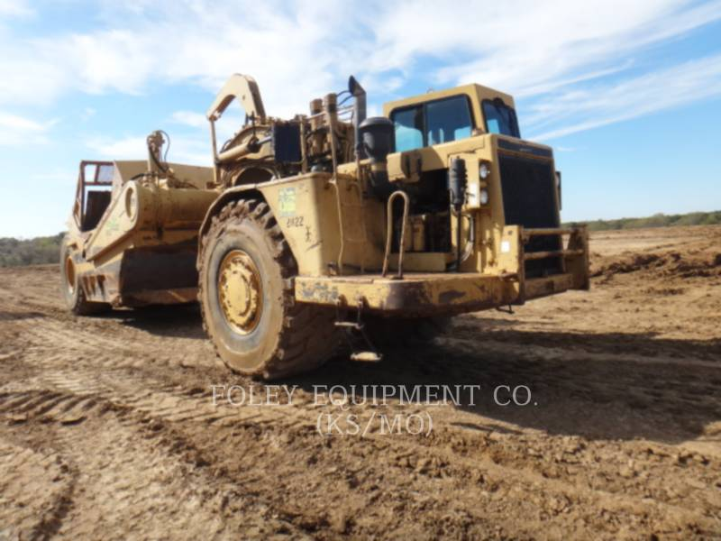 CATERPILLAR WHEEL TRACTOR SCRAPERS 631E equipment  photo 2
