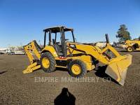 CATERPILLAR CHARGEUSES-PELLETEUSES 420F2 4EOP equipment  photo 1