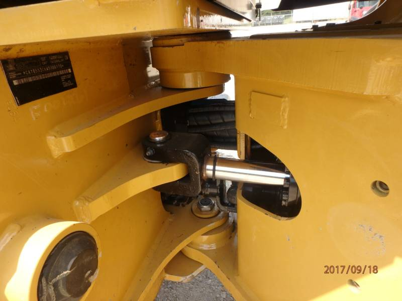 CATERPILLAR FORESTRY - FELLER BUNCHERS - WHEEL 553C equipment  photo 19