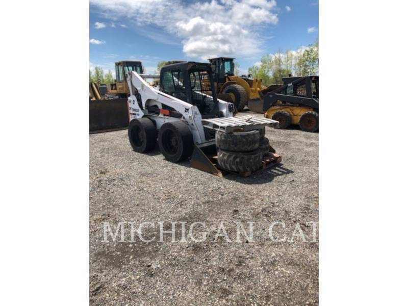 BOBCAT CHARGEURS COMPACTS RIGIDES S850 equipment  photo 2