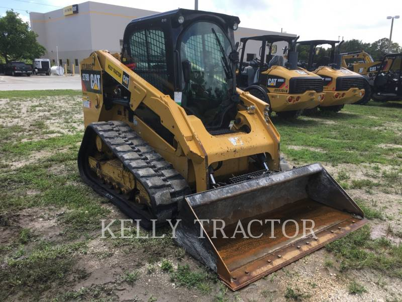 Caterpillar ÎNCĂRCĂTOARE PENTRU TEREN ACCIDENTAT 279D equipment  photo 7