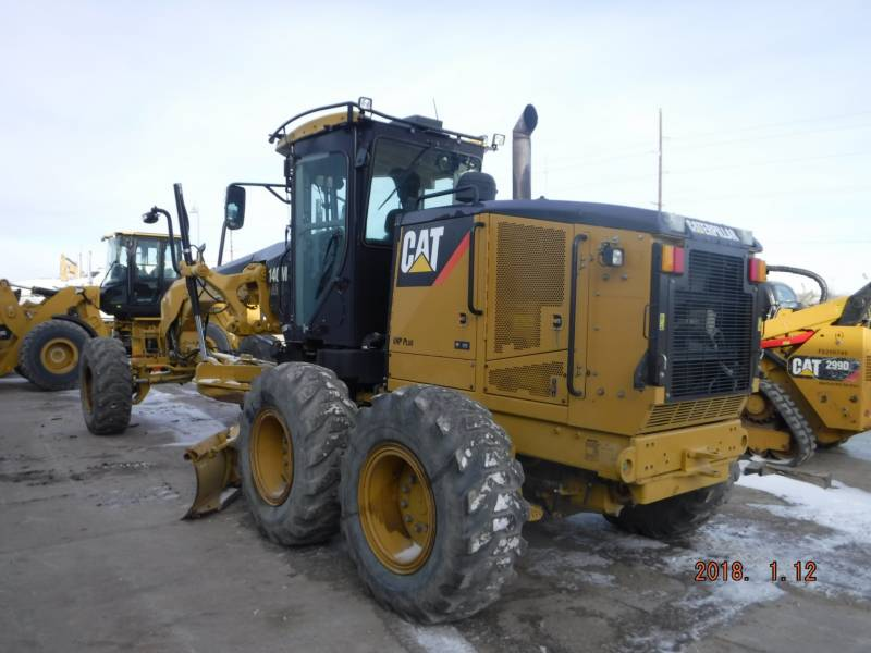 CATERPILLAR モータグレーダ 140M equipment  photo 4