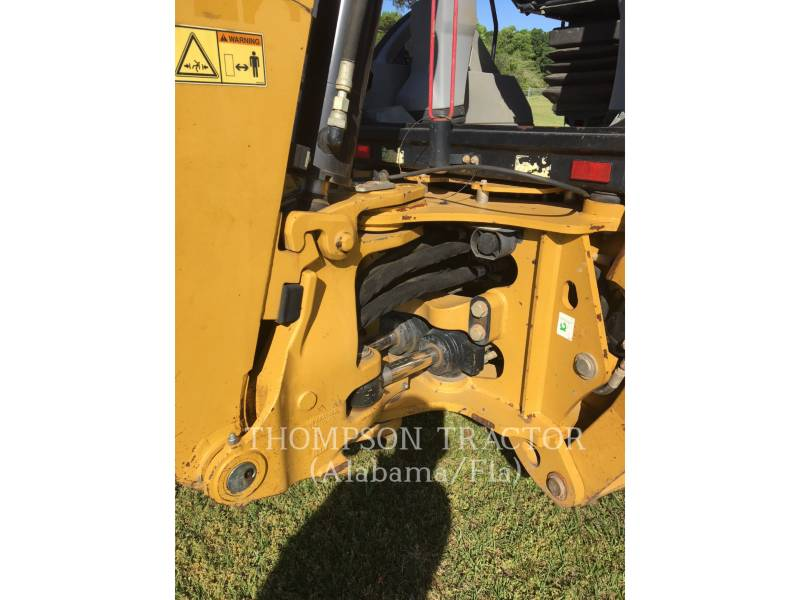 CATERPILLAR CHARGEUSES-PELLETEUSES 420F IT equipment  photo 10