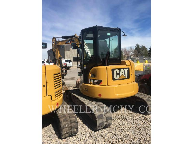 CATERPILLAR KETTEN-HYDRAULIKBAGGER 305E2 C3TH equipment  photo 3