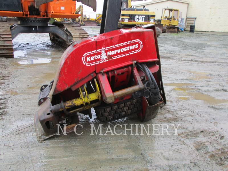 DOOSAN INFRACORE AMERICA CORP. MASZYNA LEŚNA DX300LL equipment  photo 20