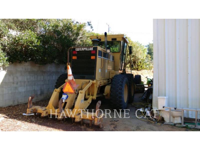 CATERPILLAR MOTORGRADERS 140HNA equipment  photo 9