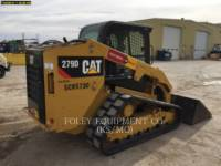 CATERPILLAR SKID STEER LOADERS 279DSTD2CA equipment  photo 4
